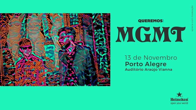 MGMT em Porto Alegre