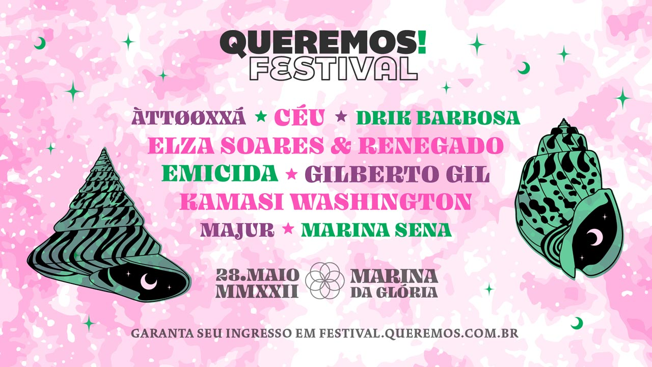 Queremos Festival 2022